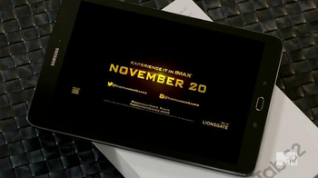 Samsung Galaxy Tab S2 TV Spot, 'MTV Network: Mockingjay Part 2' - Thumbnail 7