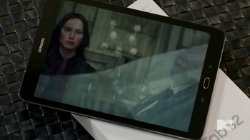 Samsung Galaxy Tab S2 TV Spot, 'MTV Network: Mockingjay Part 2' - Thumbnail 2