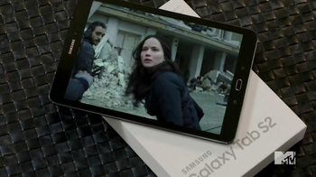 Samsung Galaxy Tab S2 TV Spot, 'MTV Network: Mockingjay Part 2' - Thumbnail 3