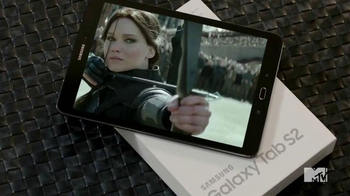 Samsung Galaxy Tab S2 TV Spot, 'MTV Network: Mockingjay Part 2' - Thumbnail 5
