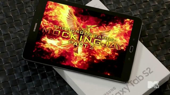 Samsung Galaxy Tab S2 TV Spot, 'MTV Network: Mockingjay Part 2' - Thumbnail 6