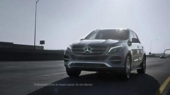 Mercedes-Benz GLE TV Spot, 'Intelligent, Perceptive & Innovative' - Thumbnail 1