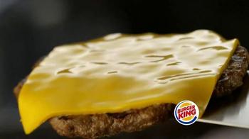 Burger King Extra Long Jalapeño Cheeseburger TV Spot, 'Jalapeños, Please' - Thumbnail 3