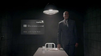 Capital One Quicksilver Card TV Spot, 'Interrogation' Ft. Samuel L. Jackson - Thumbnail 4