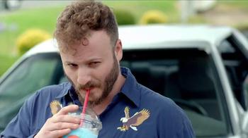 76 Gas Station KickBack Points Card TV Spot, 'Brain Freeze' - Thumbnail 1