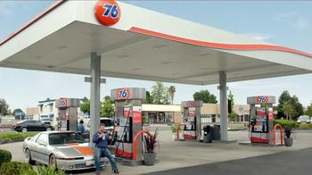 76 Gas Station KickBack Points Card TV Spot, 'Brain Freeze' - Thumbnail 8