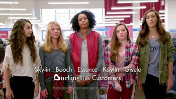 Burlington Coat Factory TV Spot, 'Shopping With Friends'
