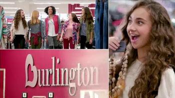 Burlington Coat Factory TV Spot, 'Shopping With Friends' - Thumbnail 2