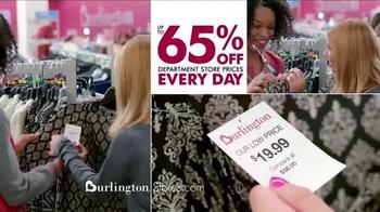 Burlington Coat Factory TV Spot, 'Shopping With Friends' - Thumbnail 7