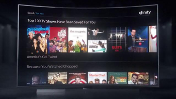 XFINITY X1 Entertainment Operating System TV Spot, 'Evolved' - Thumbnail 6