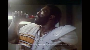 Coca-Cola TV Spot, 'Hey Kid, Catch!' Featuring Joe Greene - 7 commercial airings