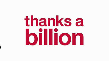Target TV Spot, 'Thanks a Billion!' - Thumbnail 8