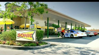 Sonic Drive-In TV Spot, 'Can't Stop Shaking' Featuring Rutledge Wood - Thumbnail 1