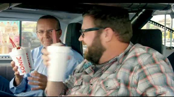 Sonic Drive-In TV Spot, 'Can't Stop Shaking' Featuring Rutledge Wood - Thumbnail 2
