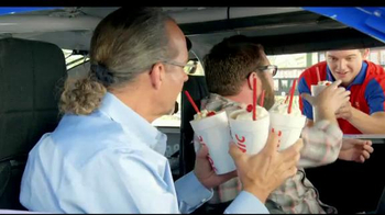 Sonic Drive-In TV Spot, 'Can't Stop Shaking' Featuring Rutledge Wood - Thumbnail 3