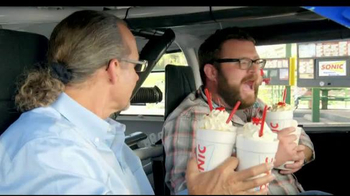 Sonic Drive-In TV Spot, 'Can't Stop Shaking' Featuring Rutledge Wood - Thumbnail 4