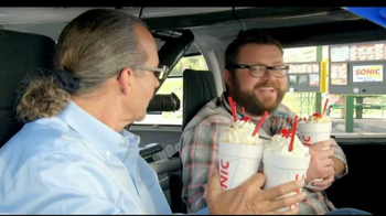 Sonic Drive-In TV Spot, 'Can't Stop Shaking' Featuring Rutledge Wood - Thumbnail 5