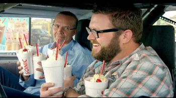 Sonic Drive-In TV Spot, 'Can't Stop Shaking' Featuring Rutledge Wood - Thumbnail 7