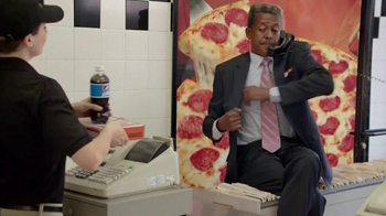 Little Caesars Pizza Hot-N-Ready Lunch Combo TV Spot, 'File Cabinet Ride' - Thumbnail 2