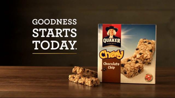 Quaker Chewy Granola Bars TV Spot, 'King of the Dodgeball Court' - Thumbnail 7