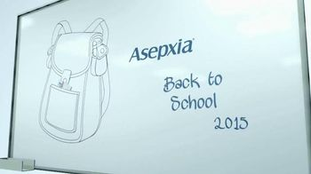 Asepxia Neutral Cleansing Bar TV Spot, 'Regreso a clases 2015' [Spanish]