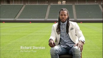 Domino's AnyWare TV Spot, 'Sherman Loves Twitter' Featuring Richard Sherman - 273 commercial airings