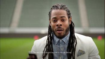 Domino's AnyWare TV Spot, 'Sherman Loves Twitter' Featuring Richard Sherman - Thumbnail 3