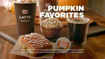Dunkin' Donuts TV Spot, 'Get Lost in Pumpkin'
