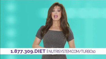Nutrisystem Turbo10 TV Spot, 'Bust Belly Bloat' Featuring Marie Osmond - Thumbnail 1