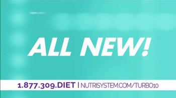 Nutrisystem Turbo10 TV Spot, 'Bust Belly Bloat' Featuring Marie Osmond - Thumbnail 2