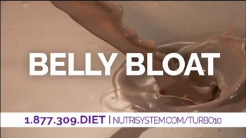 Nutrisystem Turbo10 TV Spot, 'Bust Belly Bloat' Featuring Marie Osmond - Thumbnail 5