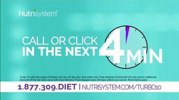Nutrisystem Turbo10 TV Spot, 'Bust Belly Bloat' Featuring Marie Osmond - Thumbnail 6