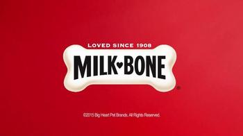 Milk-Bone TV Spot, 'Milk & Cookies' - Thumbnail 7