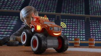Super Stunts Blaze TV Spot, 'Blazing Speed'