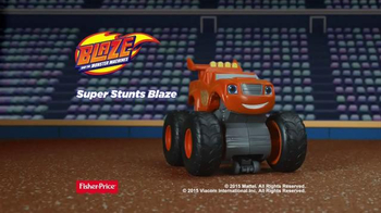 Super Stunts Blaze TV Spot, 'Blazing Speed' - Thumbnail 5