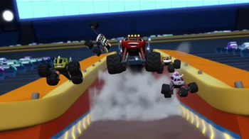 Super Stunts Blaze TV Spot, 'Blazing Speed' - Thumbnail 1