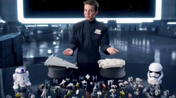 Star Wars Micro Machines TV Spot, 'Iconic and Mini'