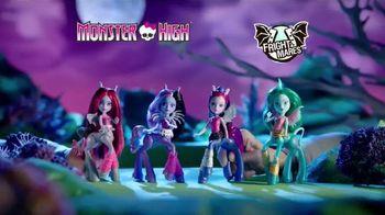 Monster High Fright-Mares Dolls TV Spot, 'Half Monster, Half Horse'