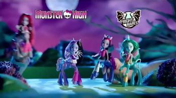 Monster High Fright-Mares Dolls TV Spot, 'Half Monster, Half Horse' - Thumbnail 1