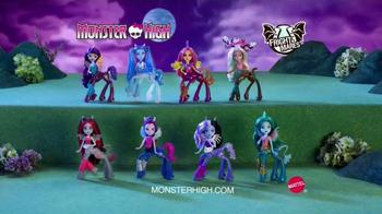Monster High Fright-Mares Dolls TV Spot, 'Half Monster, Half Horse' - Thumbnail 9