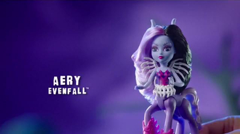 Monster High Fright-Mares Dolls TV Spot, 'Half Monster, Half Horse' - Thumbnail 6