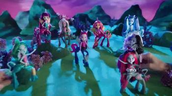 Monster High Fright-Mares Dolls TV Spot, 'Half Monster, Half Horse' - Thumbnail 7