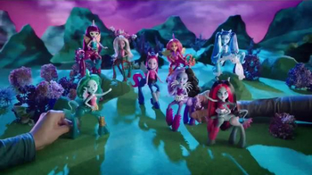 Monster High Fright-Mares Dolls TV Spot, 'Half Monster, Half Horse' - Thumbnail 8