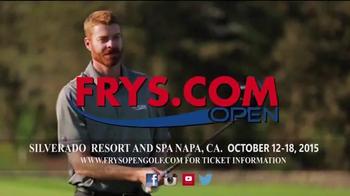 Frys.com Open TV Spot, '2015 Frys.com Open' - Thumbnail 3