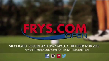Frys.com Open TV Spot, '2015 Frys.com Open' - Thumbnail 4