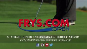 Frys.com Open TV Spot, '2015 Frys.com Open' - Thumbnail 5