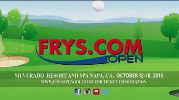 Frys.com Open TV Spot, '2015 Frys.com Open' - Thumbnail 6