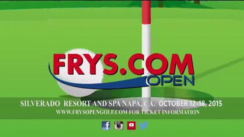 Frys.com Open TV Spot, '2015 Frys.com Open' - Thumbnail 7