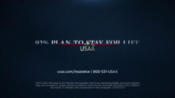 USAA TV Spot, 'More Than a Policy Number' - Thumbnail 9