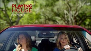 Toyota Camry TV Spot, 'USA Network: On the Road With Maggie and Emma' - 2 commercial airings